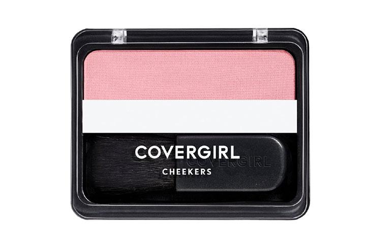 Covergirl Cheekers Powder Blush - Natural Rose