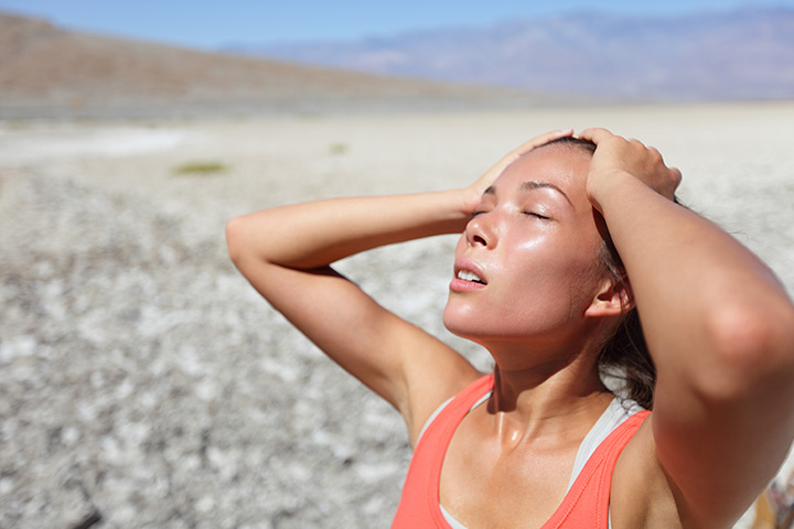 Dehydration In Teens - Images