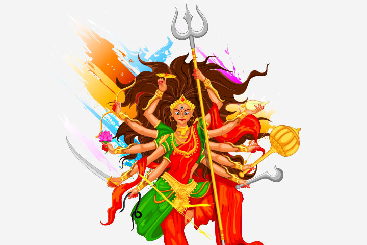 Goddess Durga Names For Baby Girl