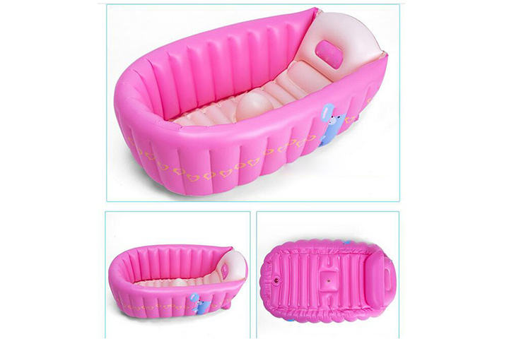 Ecity Inflatable Bathtub