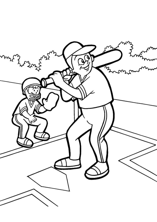 Father-And-Son-Playing-Baseball