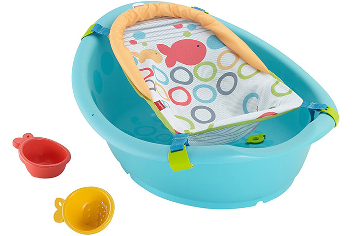Fisher-Price Rinse 'n Grow Tub