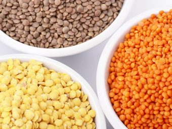5 Remarkable Health Benefits Of Lentils For Babies