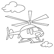 Helicopter 17