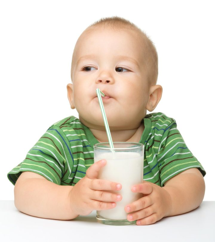 Soy Milk For Toddlers