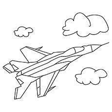 Jet Aeroplane 17