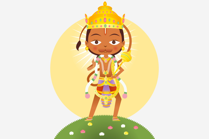 Hanuman Baby Names For Baby Boy