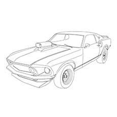 Mustang-Car