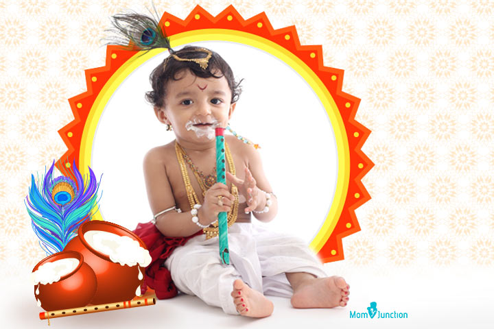 111 Amazing Lord Krishna Names For Baby Boy