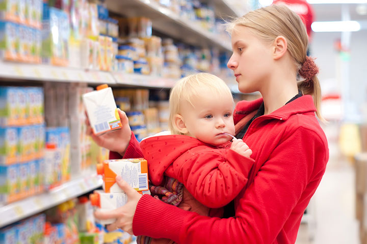 Organic Baby Food Brands