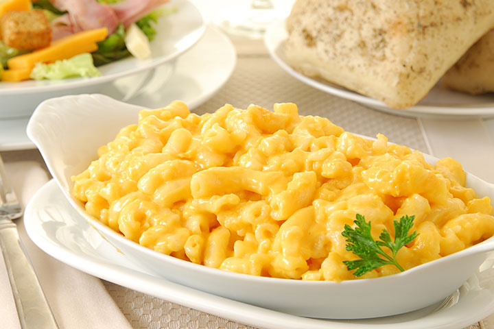 Ranch Mac And Cheese