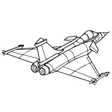 rockets fighter plane