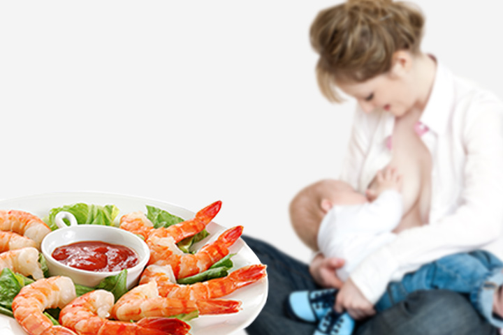 Seafood Safe While Breastfeeding