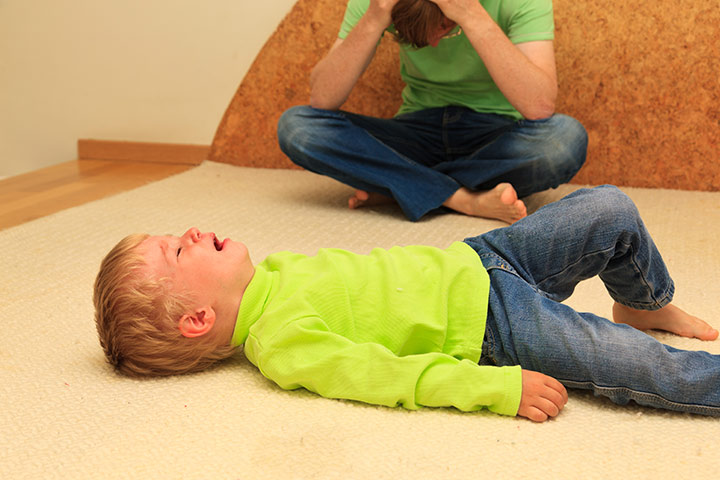 Stress In Toddlers