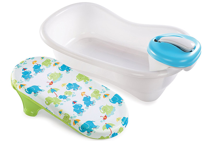 Summer Infant Toddler Bath and Shower Tub
