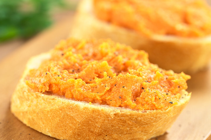 Sweet Potato Spread