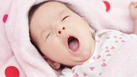 Symptoms That Your Baby Is Tired