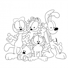 The Garfield Gang