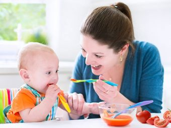 5 Easy Steps To Prepare Tomato Puree For Your Baby