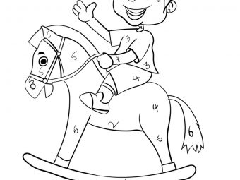 Top 10 Color By Number Coloring Pages