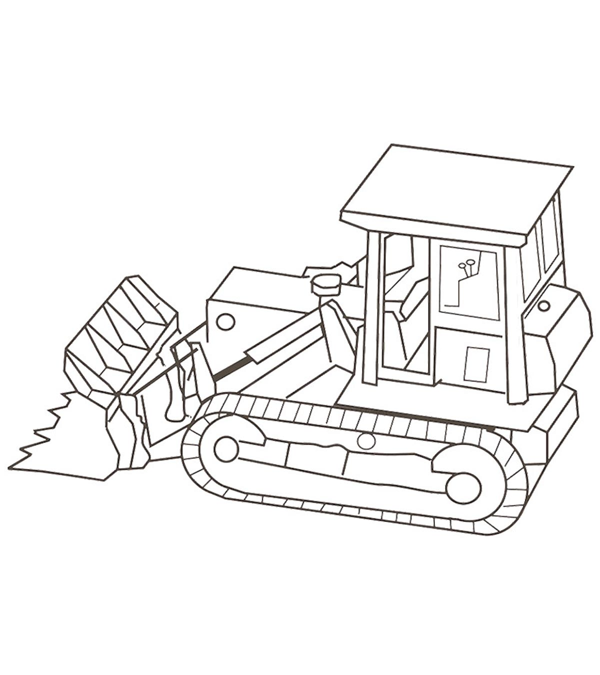Cement Mixer coloring page for kids, transportation coloring pages ... | 1350x1200