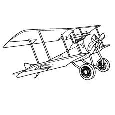 Transportation-Biplane