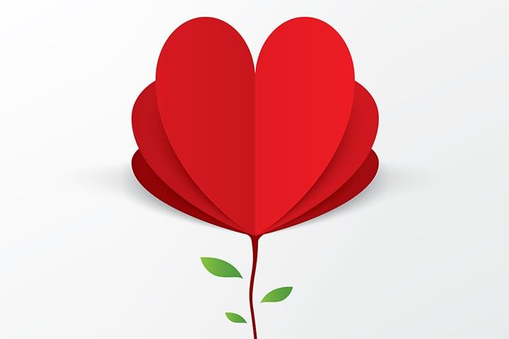 Valentine's Day Pop-Up Paper Cards