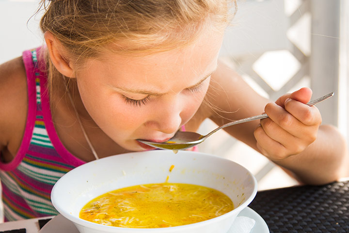 Vegetable Soup Recipe For Kids