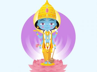 135 Most Popular Lord Vishnu Names For Baby Boys