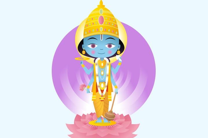 20 Most Popular Lord Vishnu Names For Baby Boy