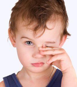 Watery Eyes In Children – 5 Causes, 10 Symptoms