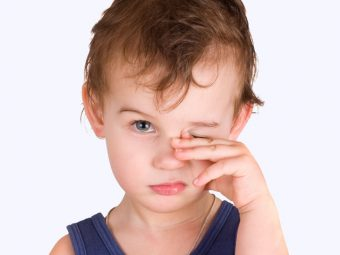 Watery Eyes In Children – 5 Causes, 10 Symptoms