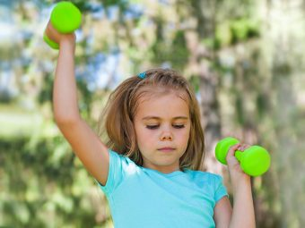 Weight Training For Children - What You Need To Know!