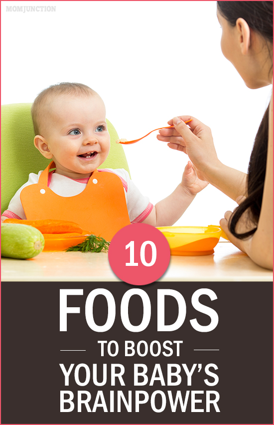 10 Brain Food For Babies That Will Boost Brainpower