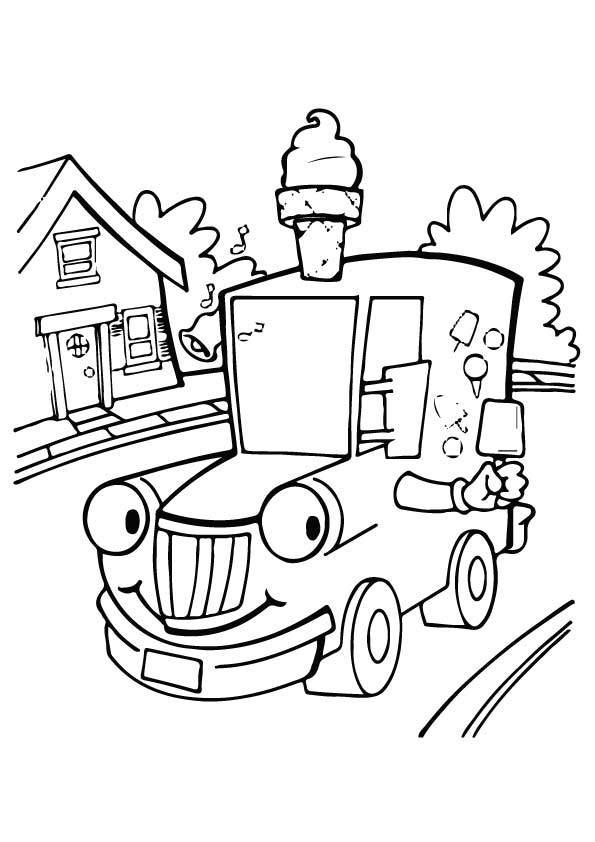 cartoon-transportation-truck