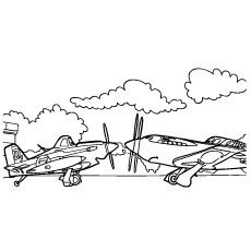 PLANE coloring pages - Coloring pages - Printable Coloring Pages ... | 230x230