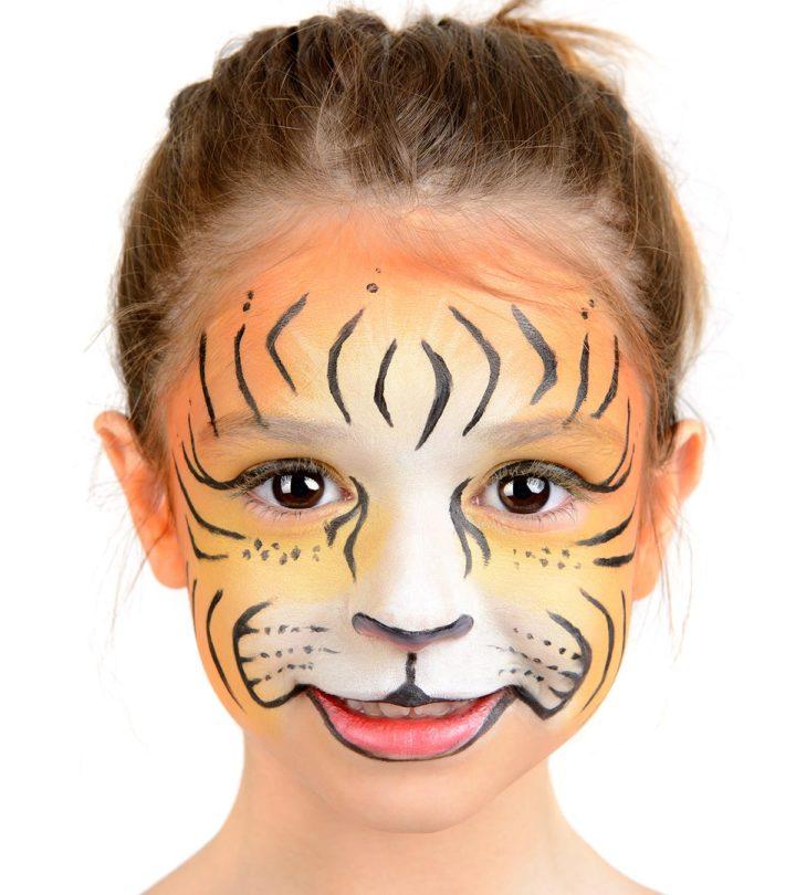 Tiger Face Paints