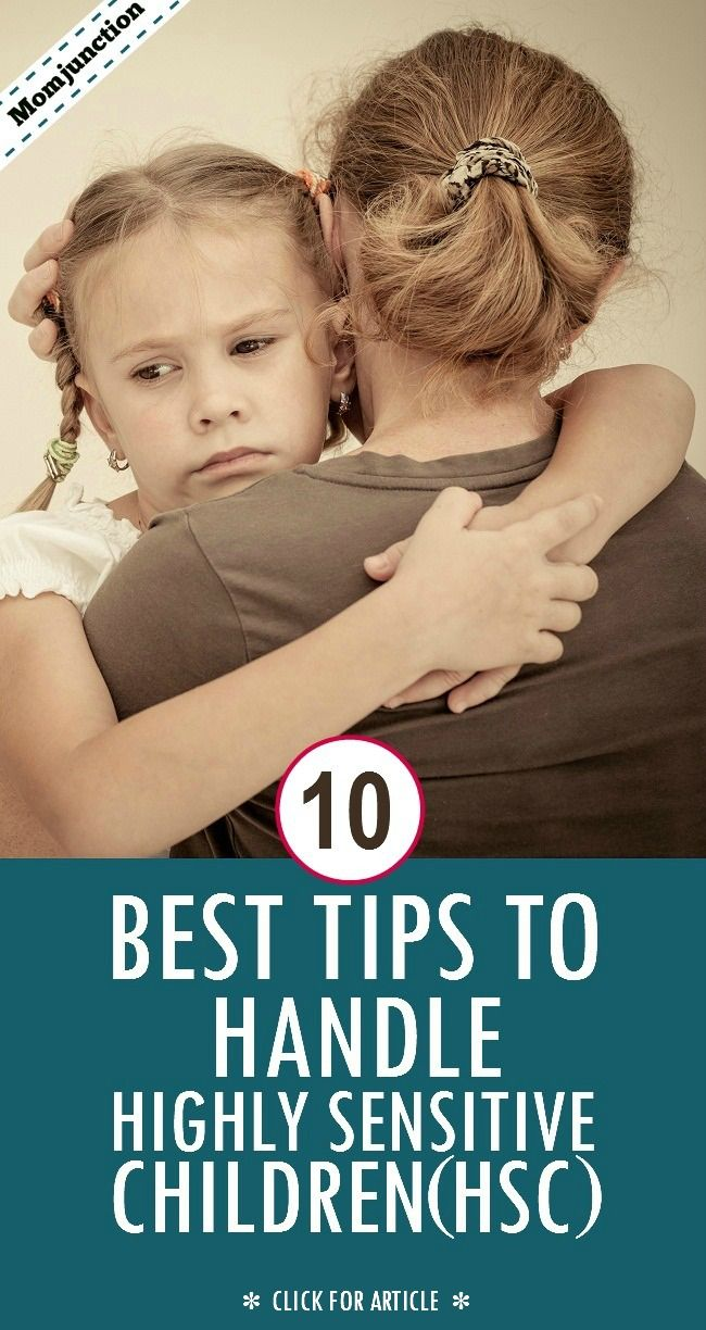 Highly Sensitive Child Signs, Habits & Parenting