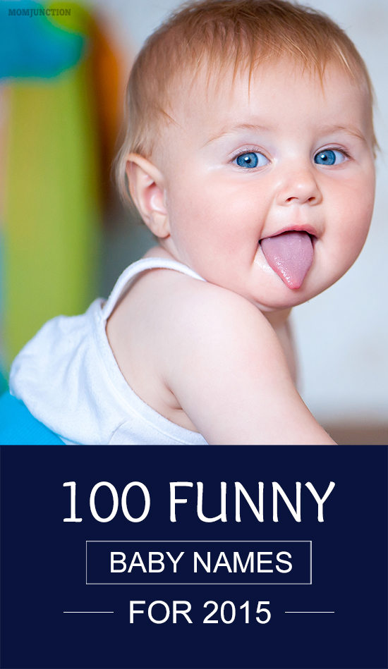 100 Most Popular And Funny Baby Names Of 2017 Revealed