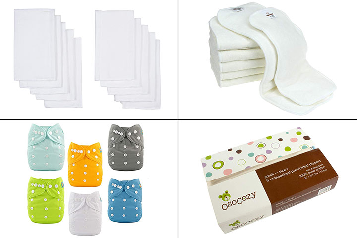 11 Best Cloth Diapers For Newborns 20202