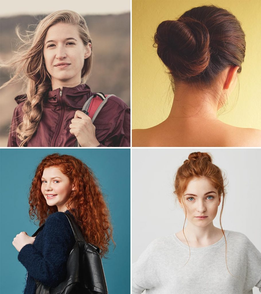 12 Easy And Simple Hairstyles For School Girls