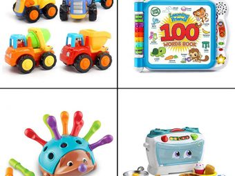 23 Best Educational Toys For Toddlers In 2021