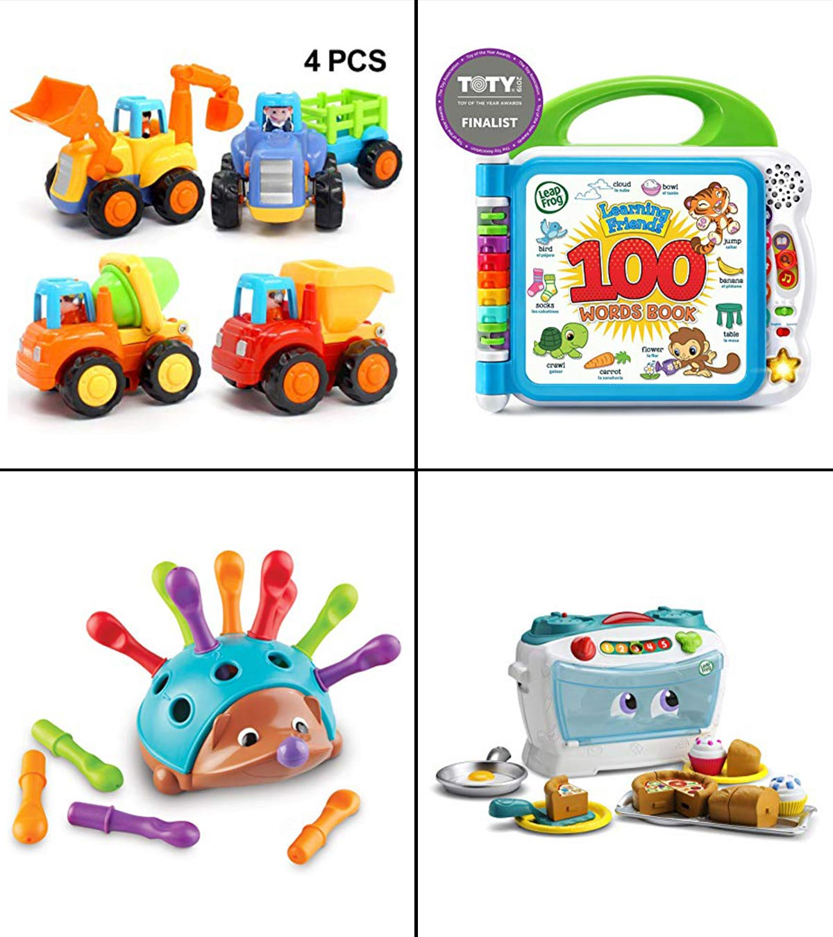 23 Best Educational Toys For Toddlers To Buy In 2020