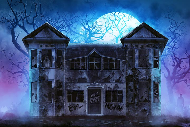 23 Captivating Scary Stories For Kids