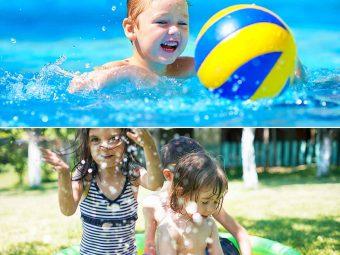 25 Fun Water Games For Kids