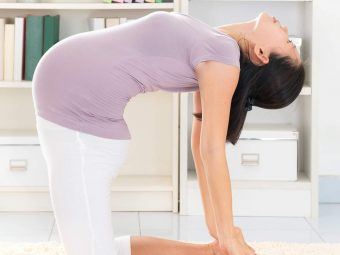 4 Amazing Stretching Exercises For Pregnant Women