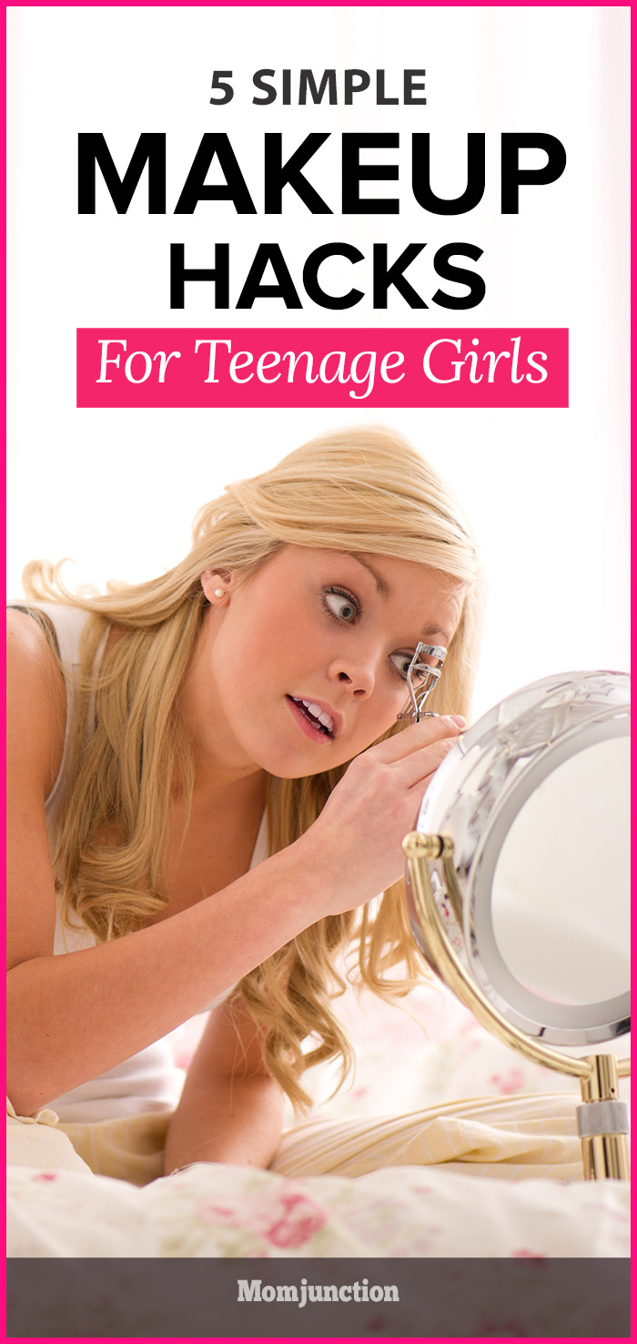 5 Simple Tips For Better People Pictures: 5 Simple Makeup Tips For Teens