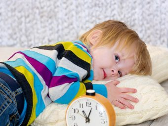 8 Serious Signs And Symptoms Of Insomnia In Toddlers
