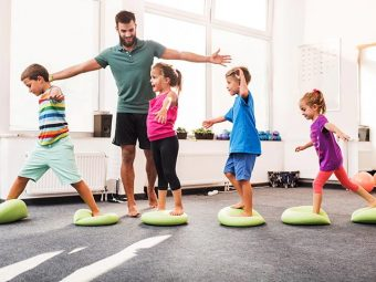 Aerobics For Kids: 10 Benefits And 15 Exercises