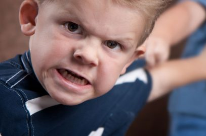 Aggression in Toddlers: causes, management and prevention